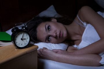 Poremećaji spavanja povezani s menopauzom i stresom